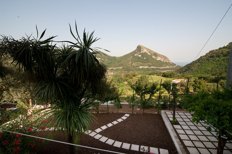 Our B & B is located in the lush greenery of the Amalfi Coast. A timeless place
