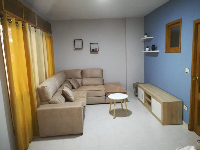 Casa en la Ribeira Sacra 'Alojamiento Os Terrados', Ferienwohnung in Panton