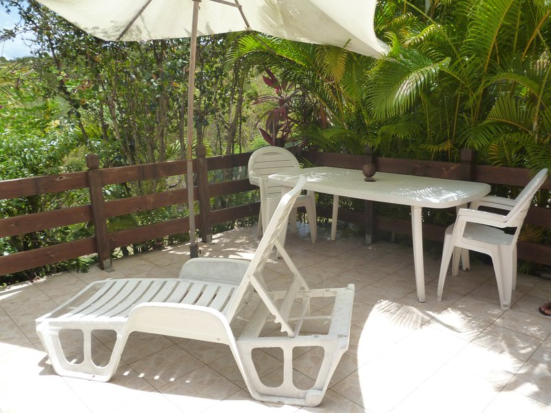 Amazing studio with sea view & Wifi, vacation rental in Marigot