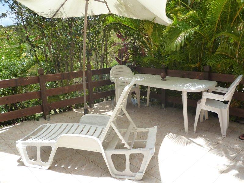 Amazing studio with sea view & Wifi, casa vacanza a Marigot