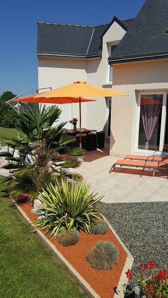 Maison spacieuse et lumineuse sur Binic, casa vacanza a Pordic