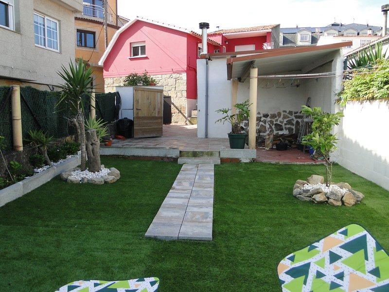 A casa de Joaquina, holiday rental in O Grove