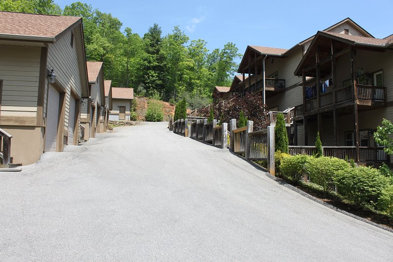Luxurious Condo in Smoky Mountain Country Club, vacation rental in Whittier
