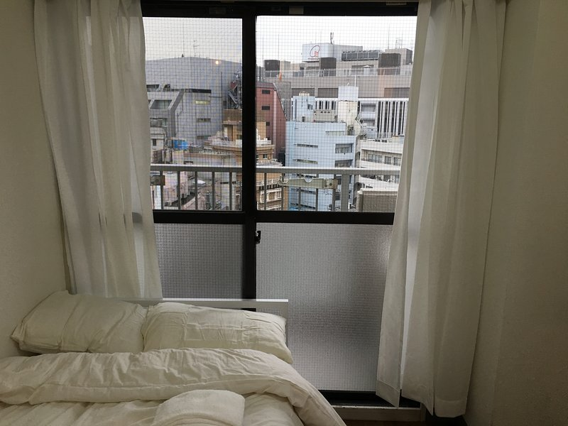 Great location with great views of Shibuya