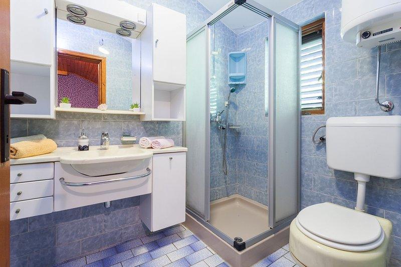 SA8(2+1): bathroom with toilet