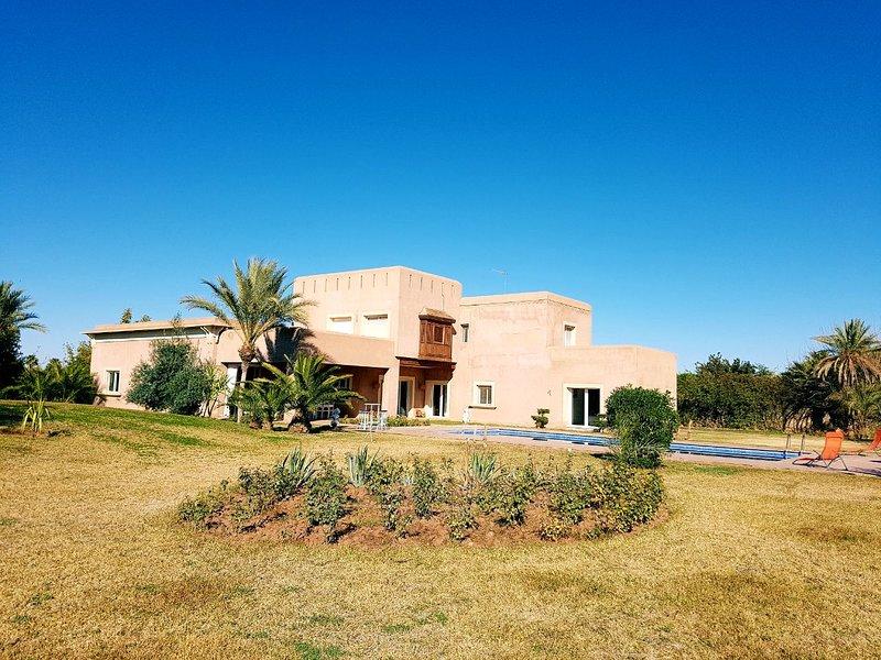 Villa Yazid, holiday rental in Lagouassem
