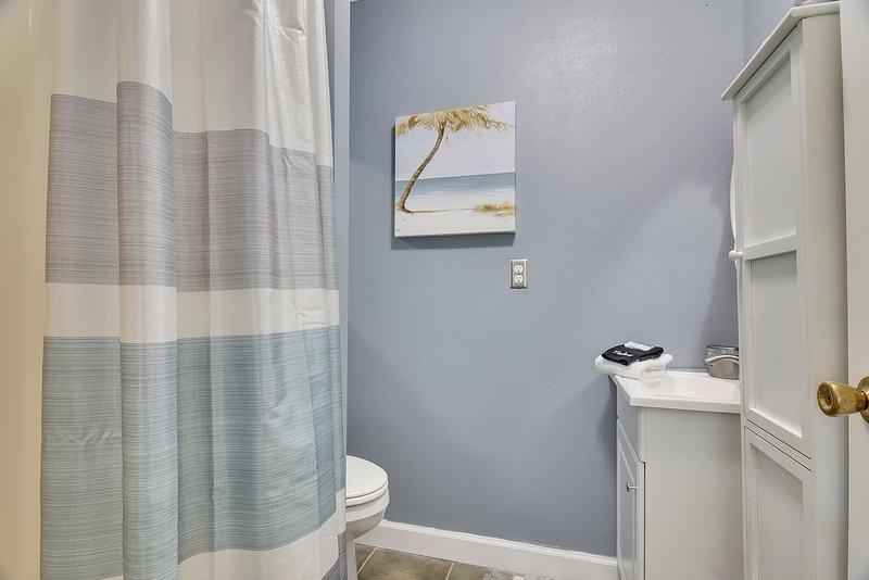 Gulf Highlands 169-Master Bathroom