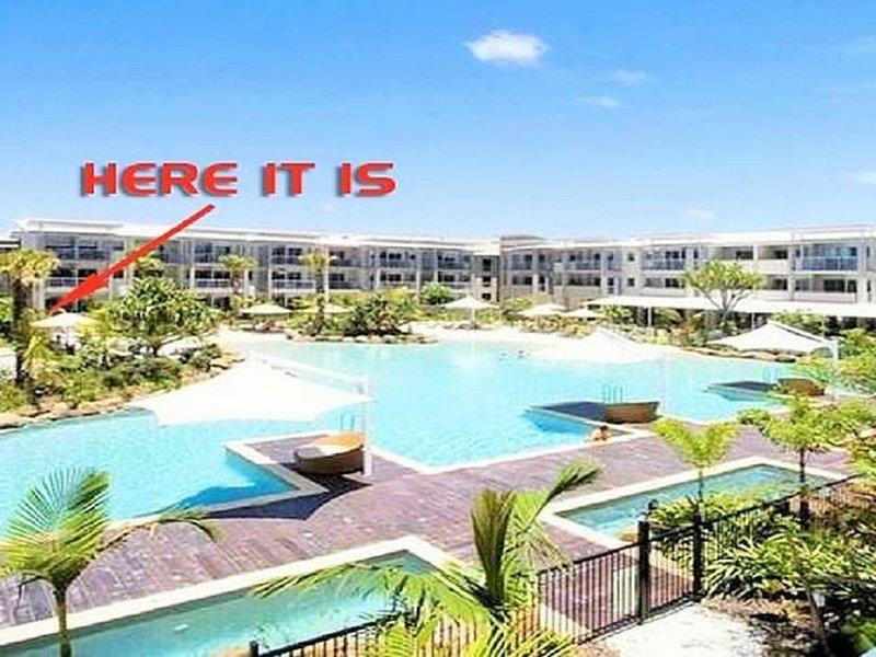 Apartment location inside Peppers Salt Resort & Spa