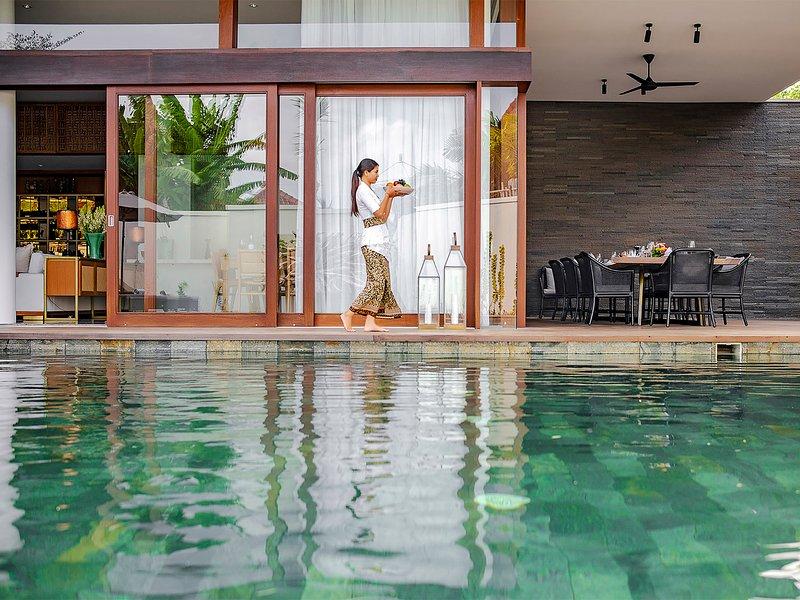 Villa Indrani - Modern touch of the villa