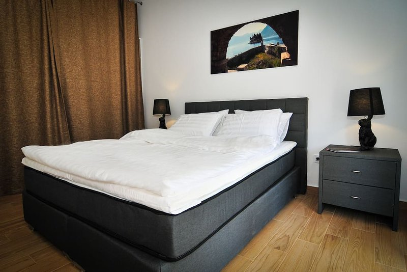Brand New Forest Escape Villa - Apartment No.2, holiday rental in Tivat Municipality