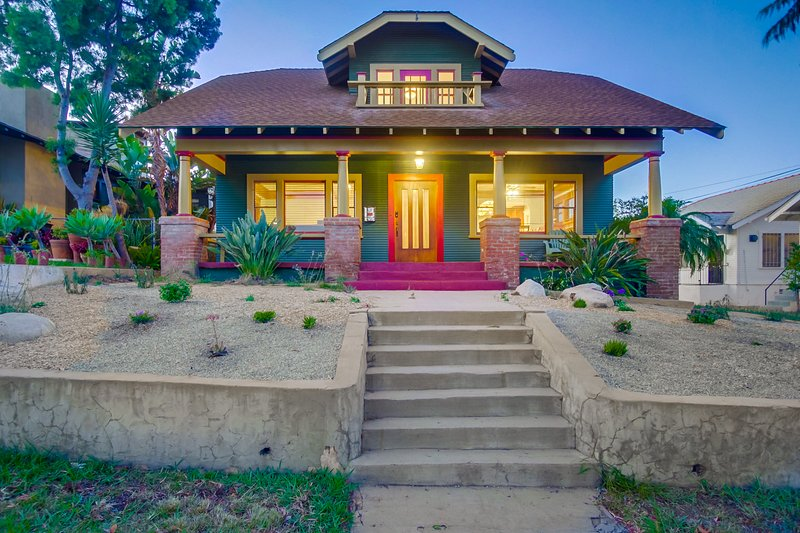 Great location and close to everything SD has to offer.