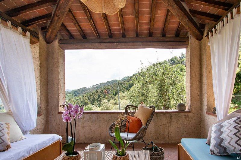 Villa Doriana, holiday rental in Pedona