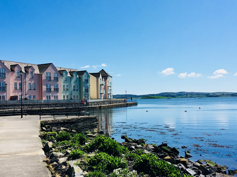 Dock of The Bay – semesterbostad i Portaferry