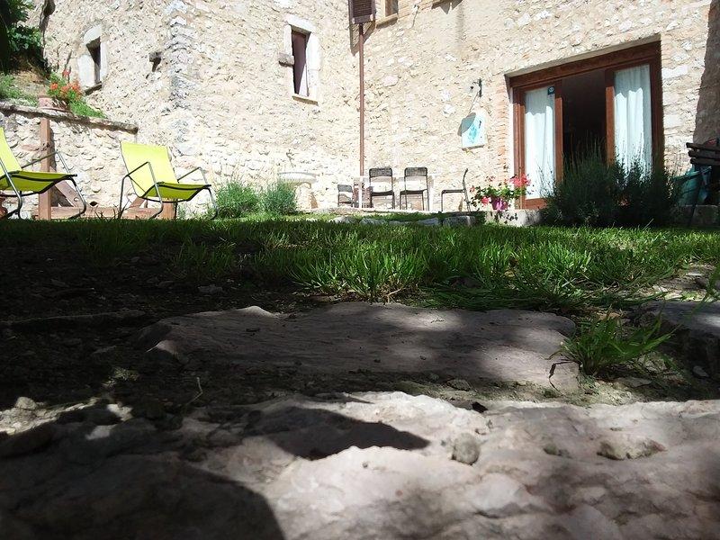 Nice apartment with mountain view, Ferienwohnung in Borgo Cerreto