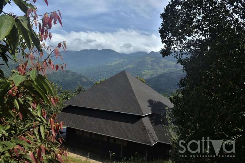 Sattva, The Awakening Garden, holiday rental in Kedavur