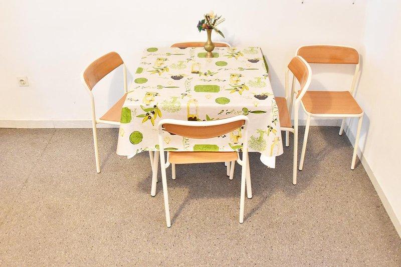 Salle à manger, Surface: 11 m²