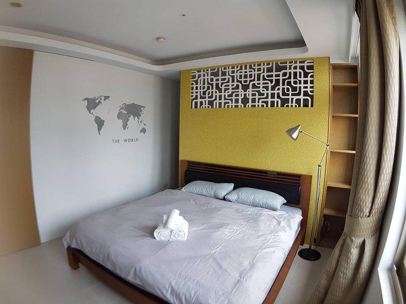 新板特區Cozy apartment - Walk in 5 MINS Metro, vacation rental in Taoyuan