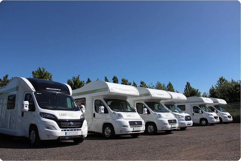 Small selection of the LandCruise fleet
