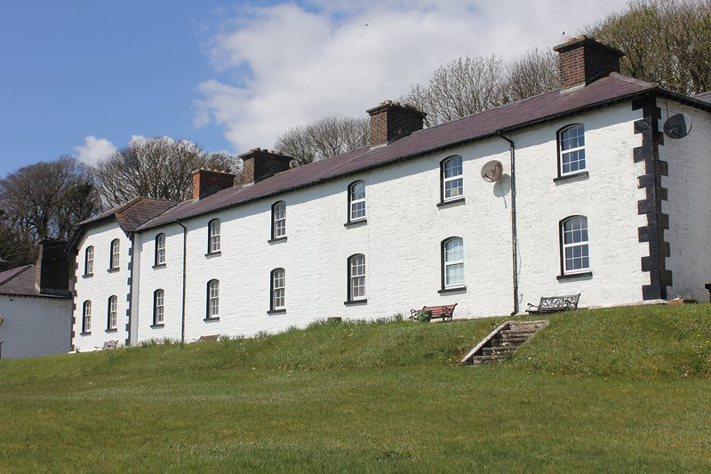 Maison de la garde côtière