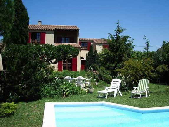 LS2-3 COUVINDA beautiful vacation rental, holiday rental in Le Thor