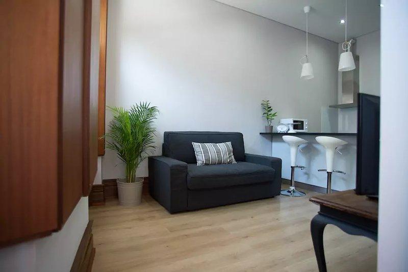 One Bedroom Apartment in Gaia, holiday rental in Vilar de Andorinho