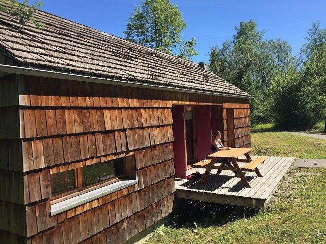 Cottage du Bugnon, location de vacances à Lac des Rouges Truites