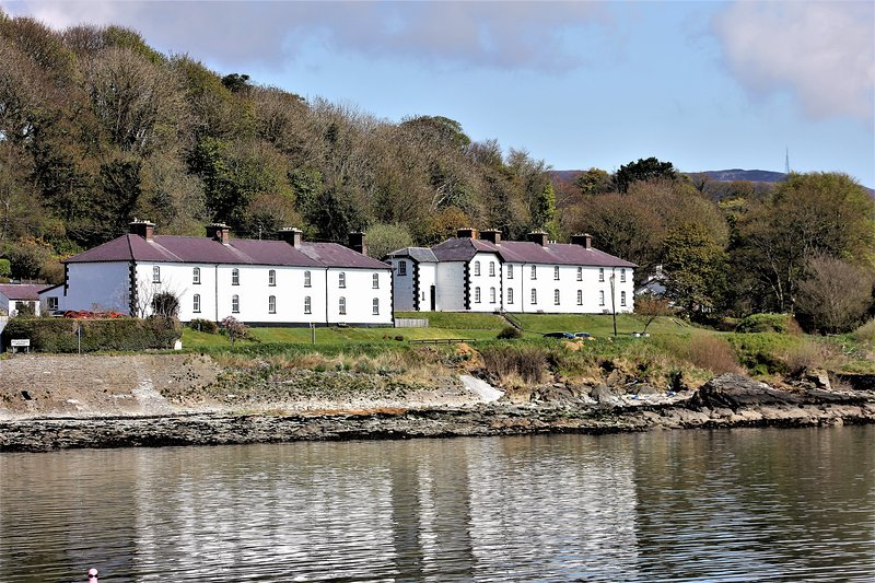 Coastguard Station, Moville. Co. Donegal, holiday rental in Carndonagh