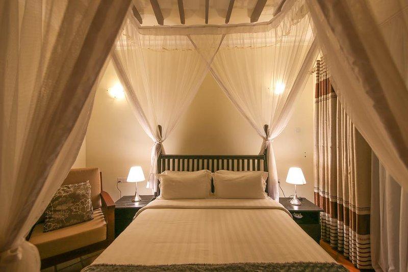 Deluxe Double Room 6, location de vacances à Bugala Island