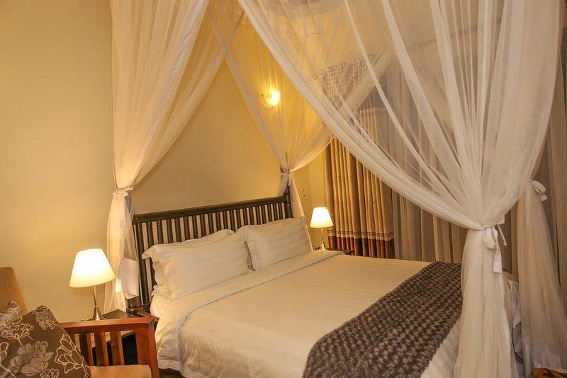 Deluxe Double Room 11, location de vacances à Bugala Island