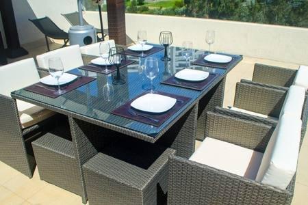 Maravilloso duplex nuevo en Reñaca, vacation rental in Renaca