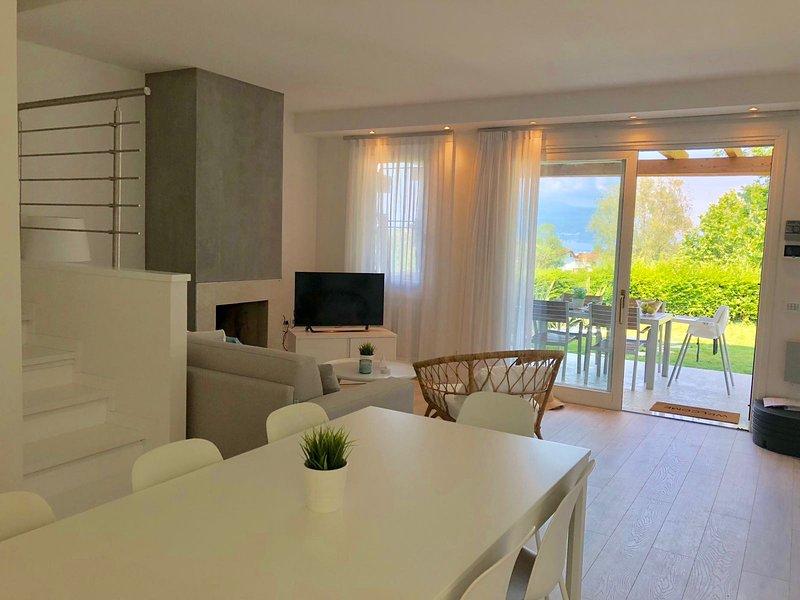 Italia Living Villa, vacation rental in Prevalle
