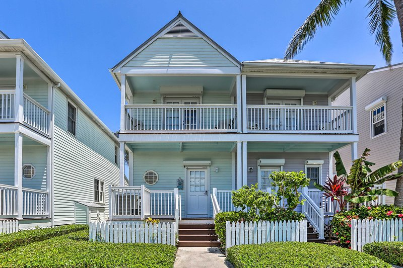 Experience the best of the Keys at this fantastic Marathon vacation rental villa.
