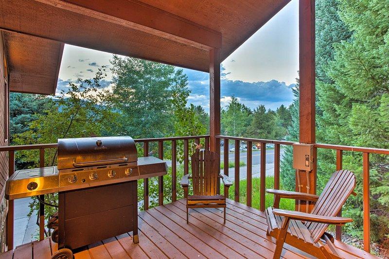 Book your Steamboat getaway to this 4-bedroom, 3.5-bath vacation rental condo!