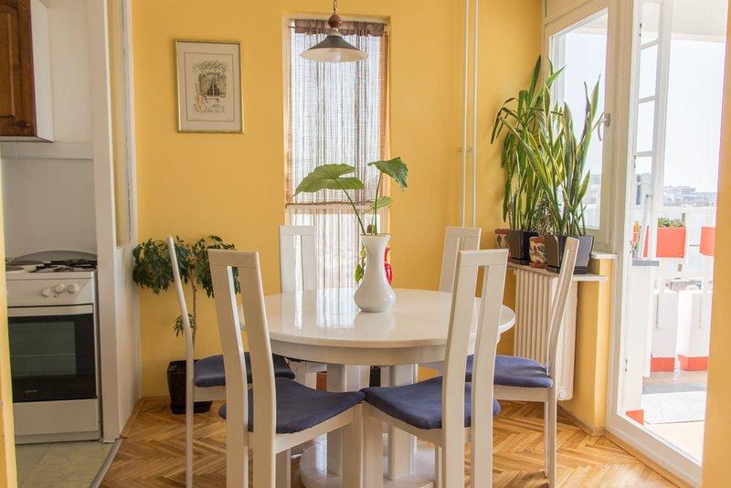 Sunny Apartment, aluguéis de temporada em Belgrado