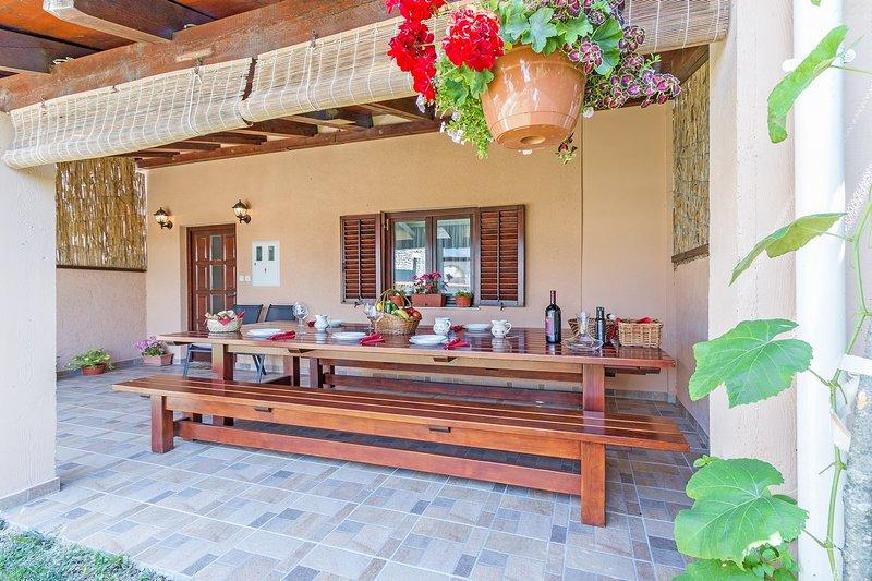 Holiday house in village Orihi, aluguéis de temporada em Barban