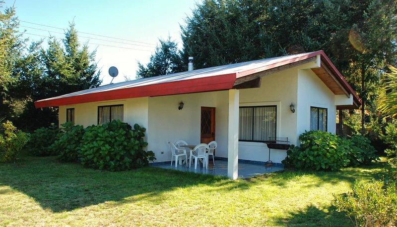 Cabaña 6 personas, holiday rental in Pucon