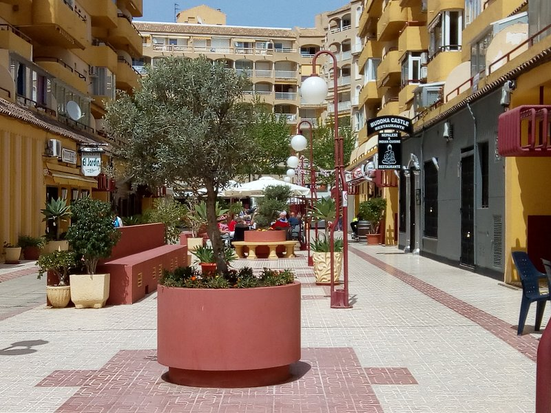 2 bedroom holiday Apartment to rent, Calpé, Spain