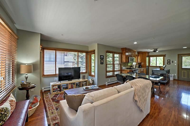 Make this well-appointed rental your next Mountain Village vacation destination!