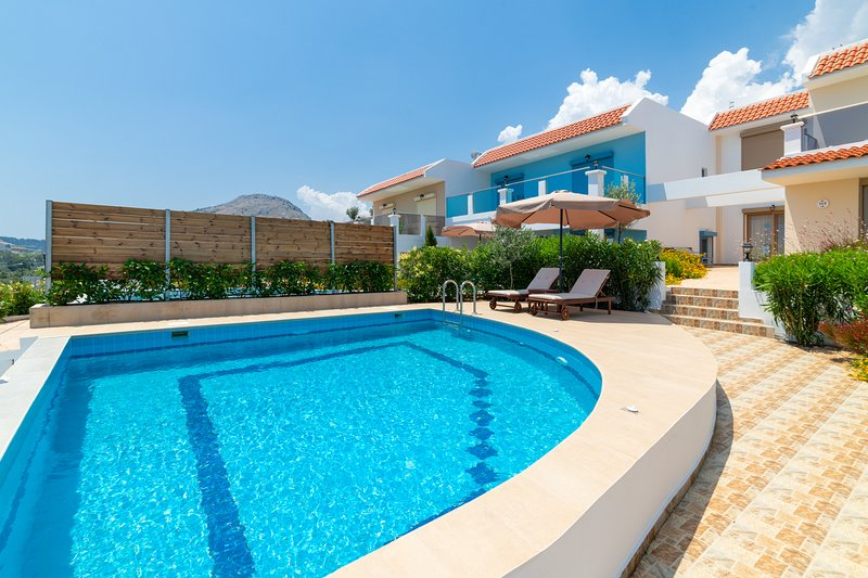 Kolymbia Village - Ground Floor Apartment, holiday rental in Kolympia