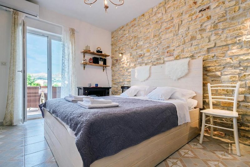 Apartments Rija Pag - Apartment with Terrace, holiday rental in Pag