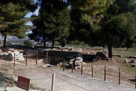 Archeological place of Isthmos