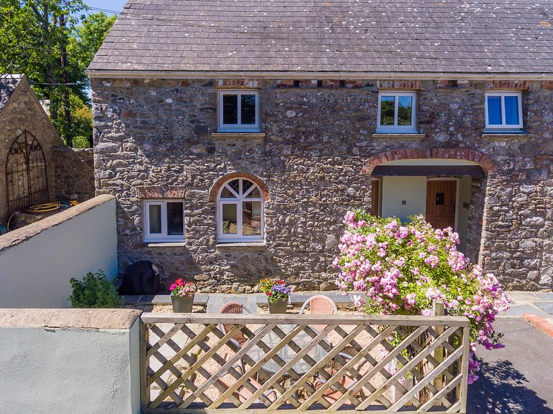 Herne Cottage, holiday rental in Newgale