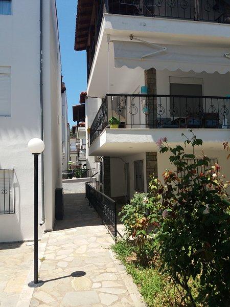 Apartamento en primera planta ubicado en un complejo tranquilo
