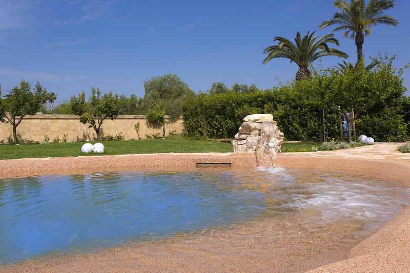 Villa Cucci Up - Matino, aluguéis de temporada em Matino