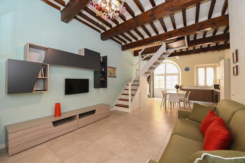 La Corticella Apartment, holiday rental in Santa Maria del Giudice
