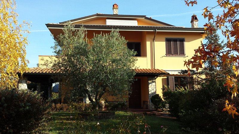 mansarda sulla francigena, vacation rental in Altopascio