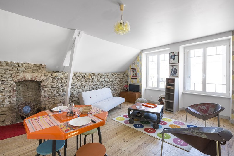 La Reserve, vacation rental in Saint-Lunaire