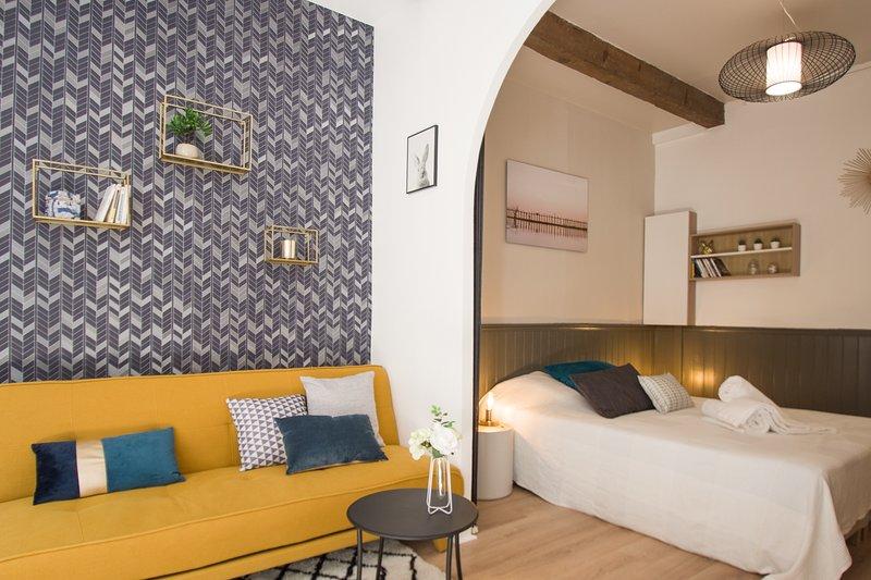 La Dame Du Taur-Magnifique cocon à deux pas du Capitole, holiday rental in Toulouse