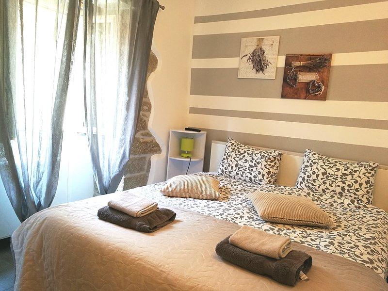 Room 2 in Hum, holiday rental in Kras