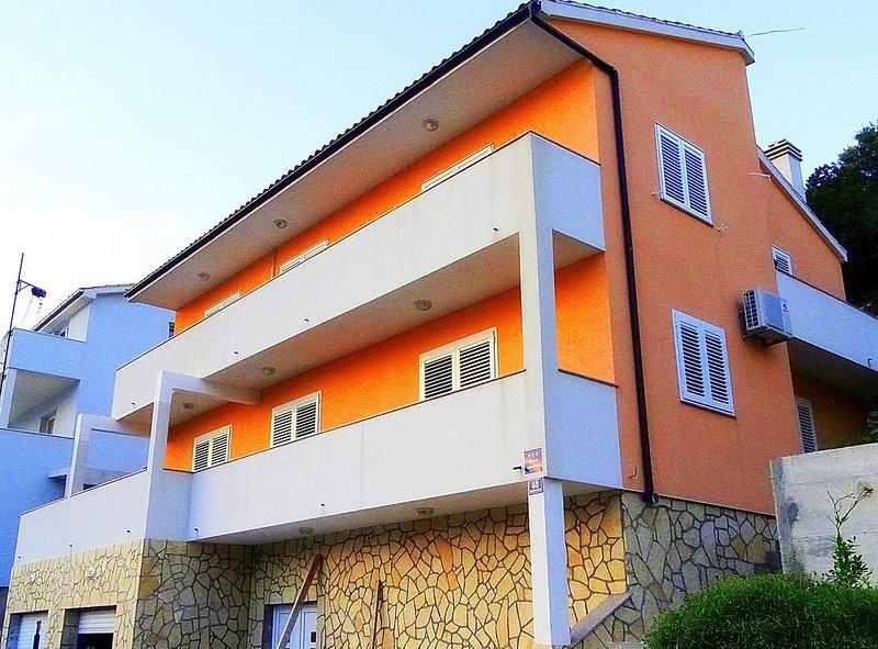 Two bedroom apartment Zaklopatica, Lastovo (A-12452-b), alquiler de vacaciones en Lastovo